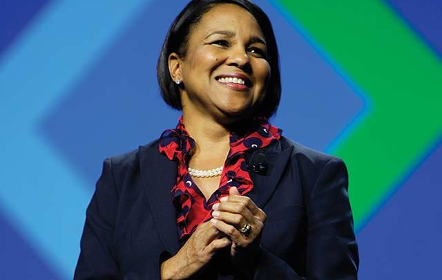 From chemist to CEO, Rosalind Brewer