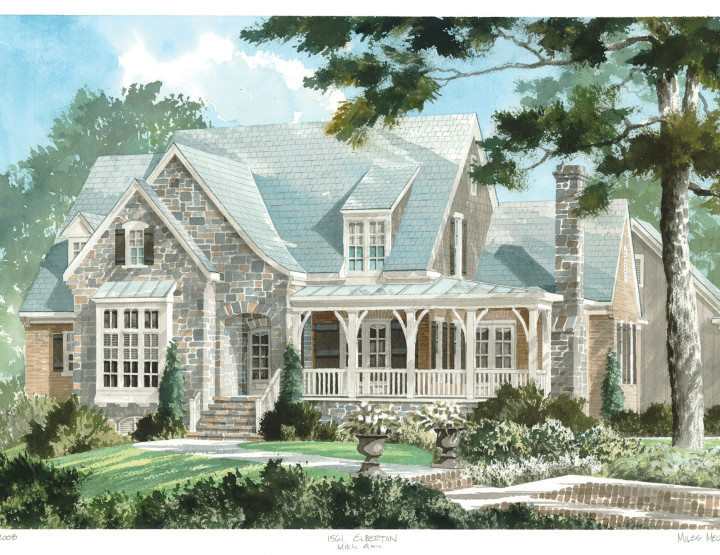 Showcase Home: Southern Living at Its Best