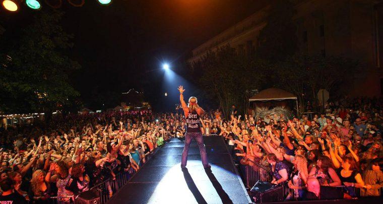 Murphy Arts District Starts Saturday Night Concert Series
