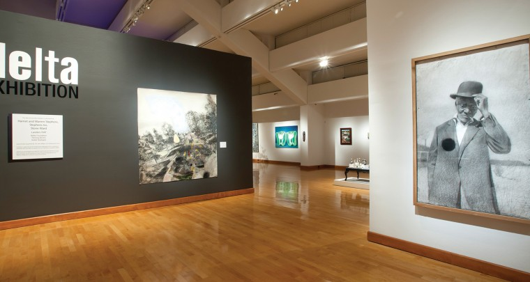 Art Scene: Delta Exhibition