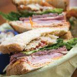 The Hindenburg sandwich