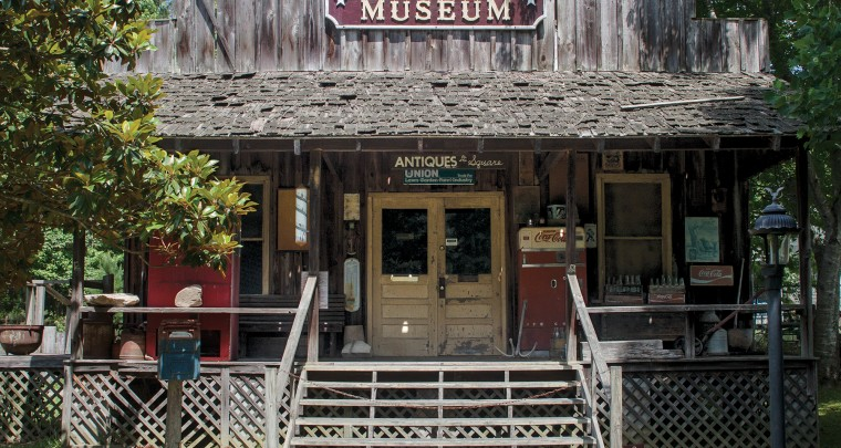 Historical Gems: Grant County Museum