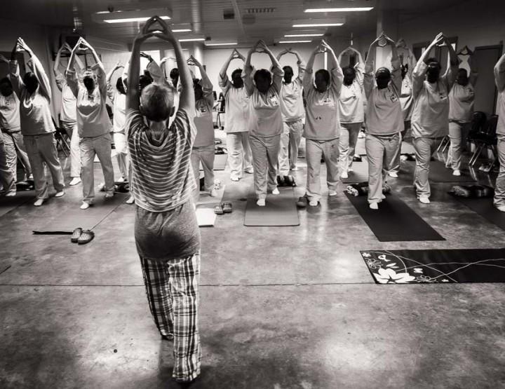 Prison Yoga in Northwest Arkansas