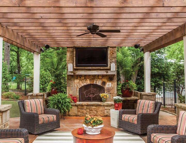 ATYH: Patio - Outstanding Outdoor Living