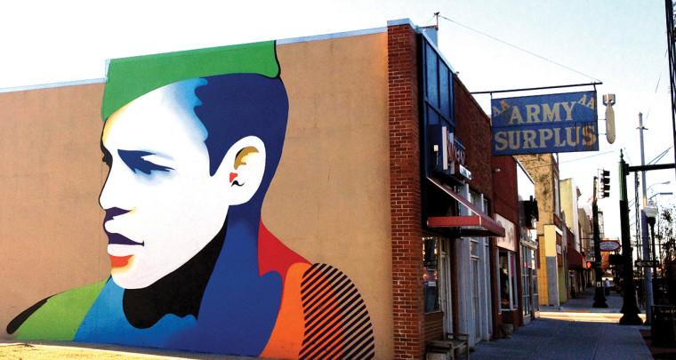 Art Scene: Paint the Town