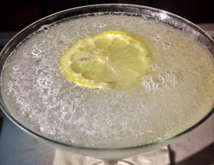 Libation of the Week: Citron Lemon Drop Martini