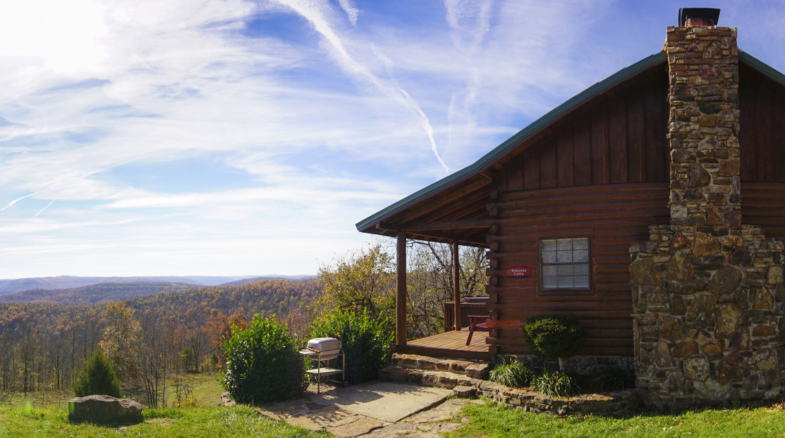 Travel Arkansas: Falling For Cabins