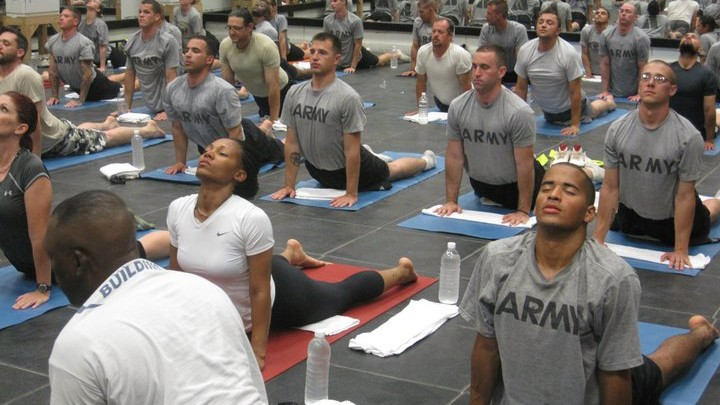 PTSD and Yoga: Moving from Past to Present