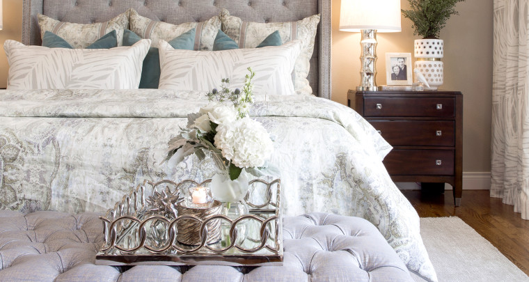 ATYH: Master Bedroom - Modern Oasis