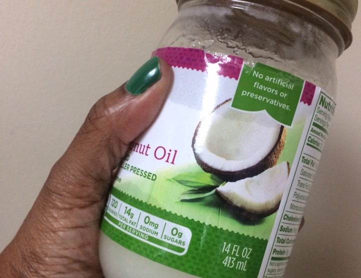 Daily Obsession: Coconut Oil
