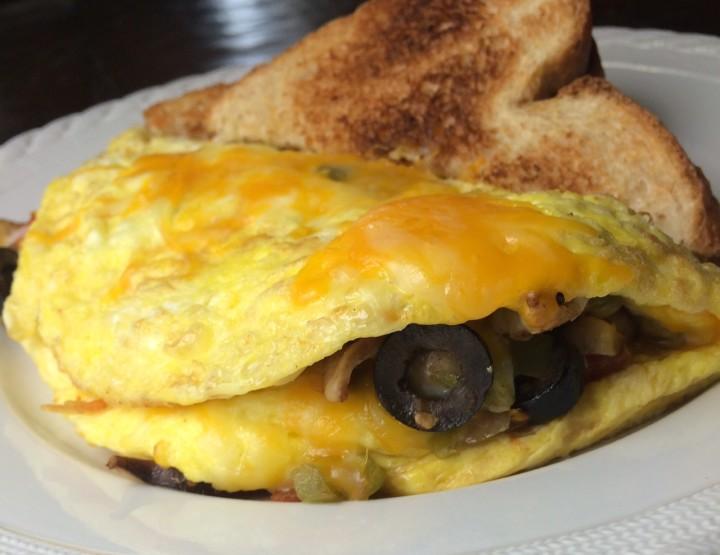 Midweek Nosh: Breakfast Like Mom's