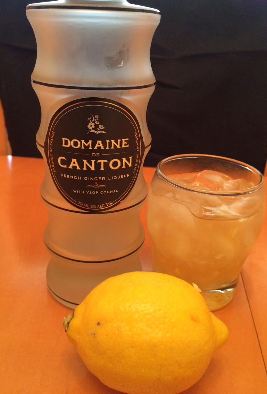 Summer Bourbon Smash