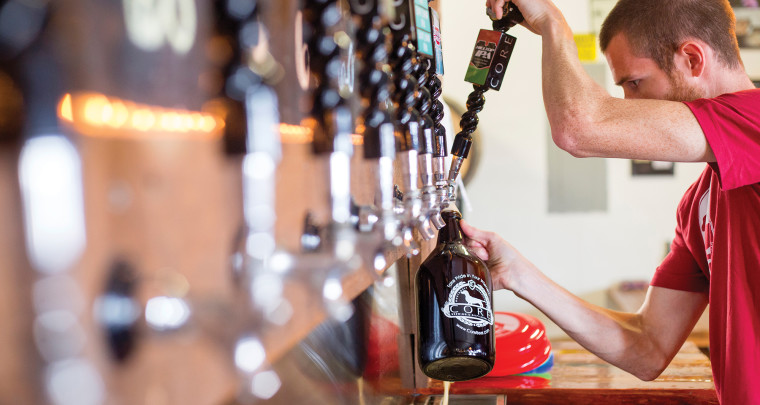 Excursion: The Brewery Boom