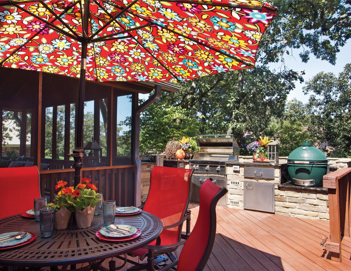 Home: Outdoor Living at Its Best