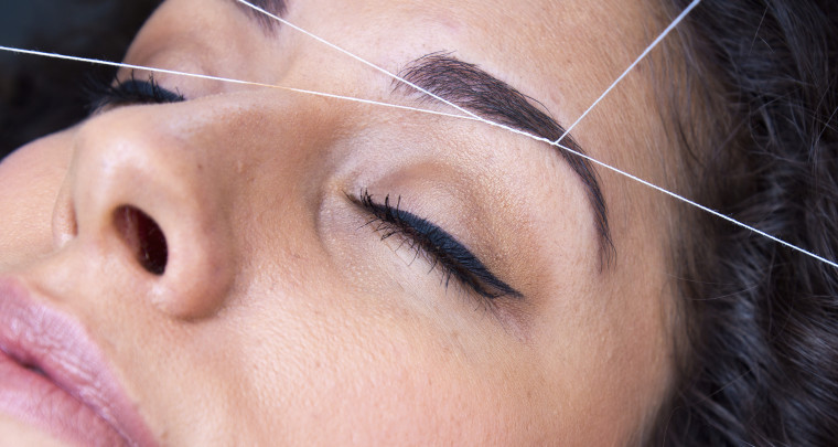 Makeup Monday: Threading