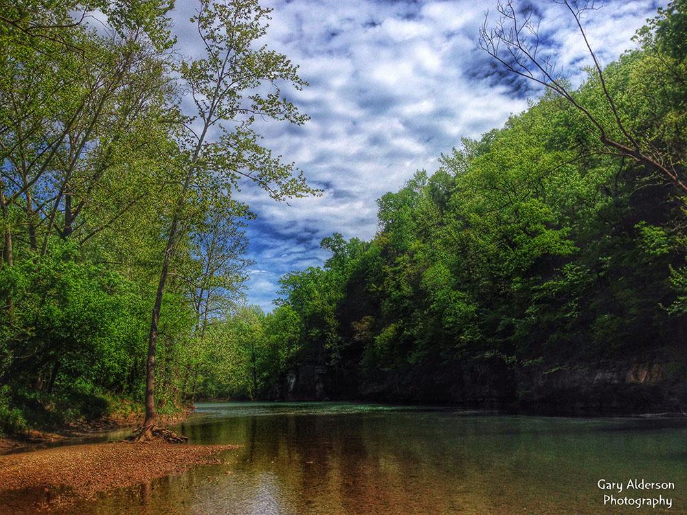 Buffalo River HDR 1