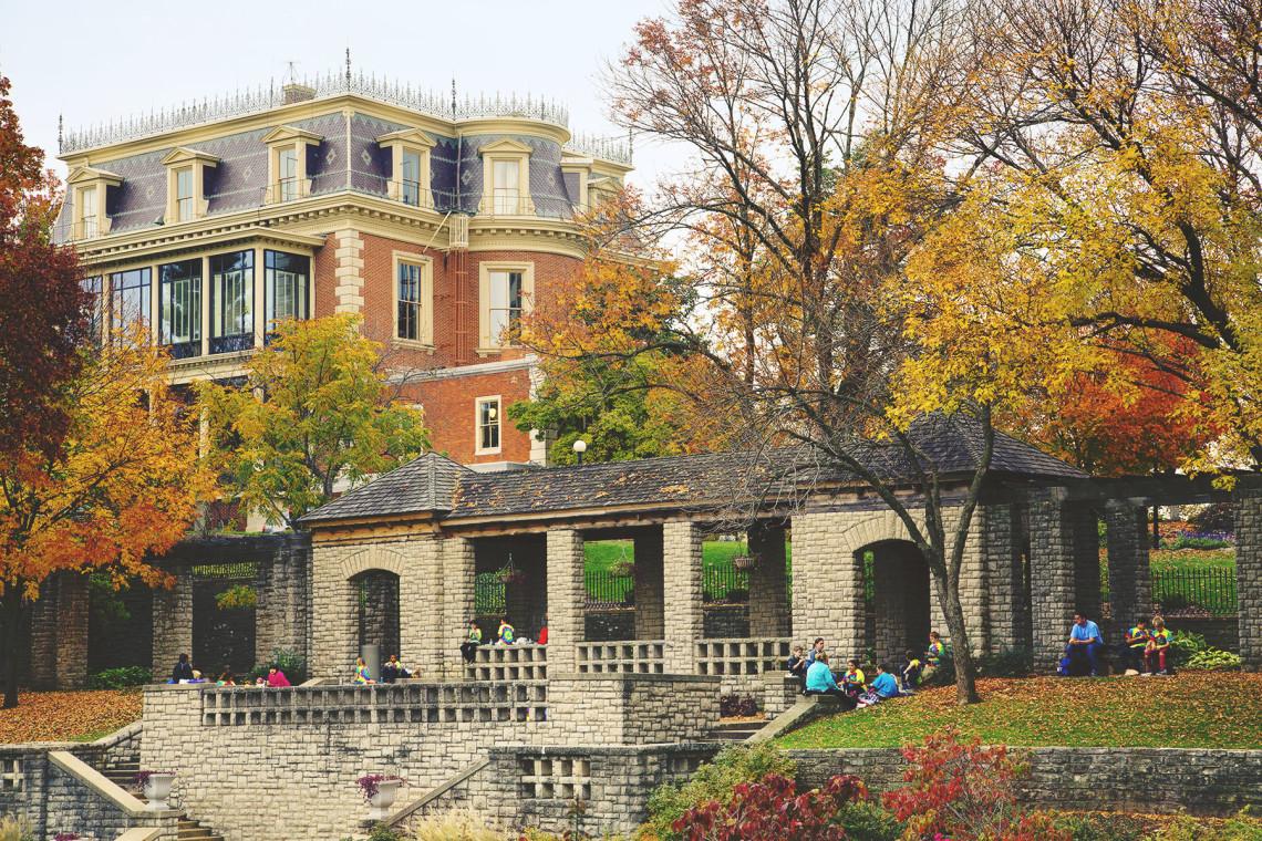 Governor's Mansion, Jefferson City