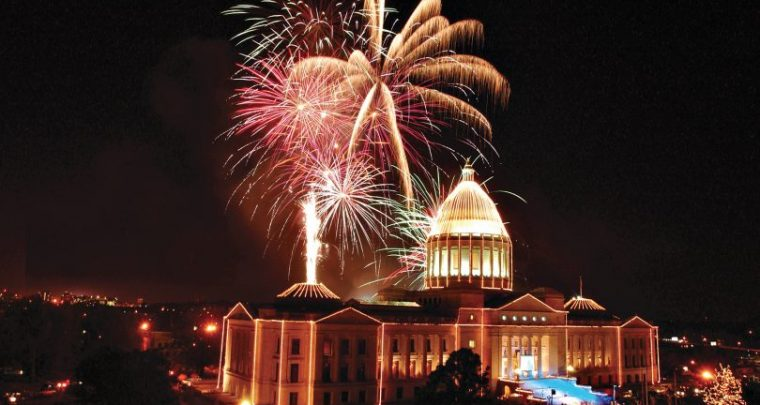 Travel Arkansas: All is Merry ... and Bright