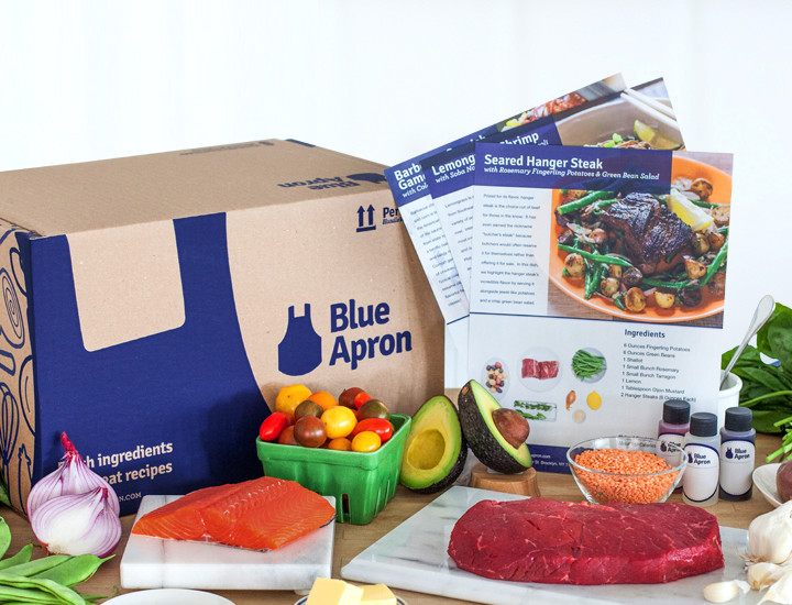 Midweek Nosh: Delish Dishes Courtesy of Blue Apron