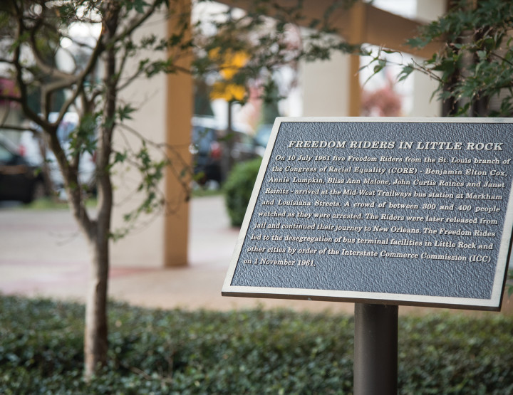 Feature: UALR Trail Honors Political & Legal Champions