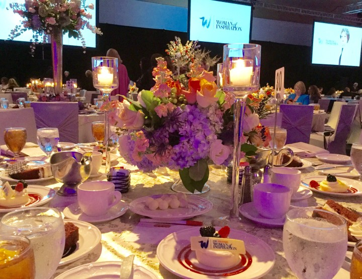 Arkansas Woman of Inspiration Luncheon