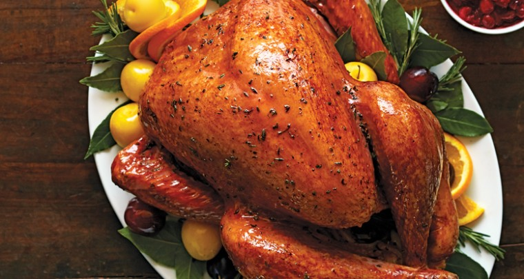 Chef Shuttle + Grass Roots Farmers' Cooperative are Bringing Arkansas-Raised Turkeys to Your Doorstep