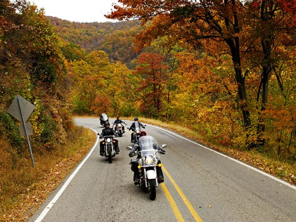 Pig Trail Scenic Byway in the Arkansas Ozarks