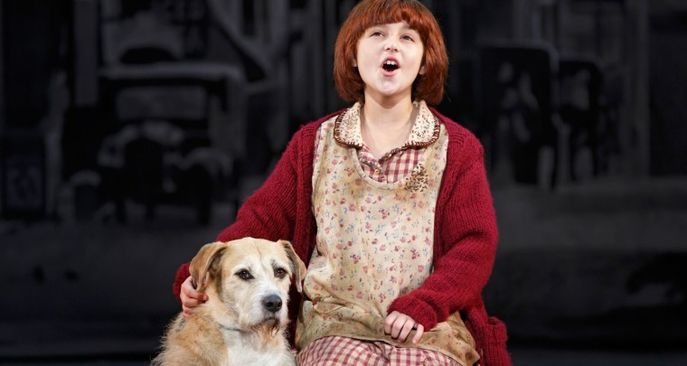 The Sun'll Come Out in Fayetteville: Watch 'Annie' at Walton Arts Center