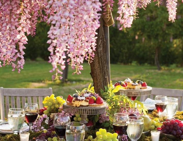 P. Allen Smith: Hosting a Spring Luncheon