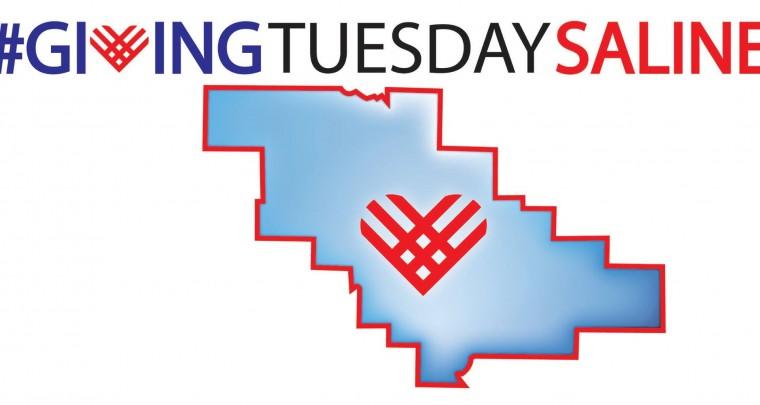 #GivingTuesdaySaline Demonstrates The True Spirit of Giving