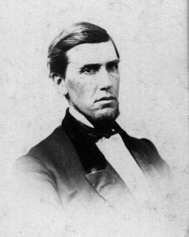 Calvin Commins Bliss (1823-1891).