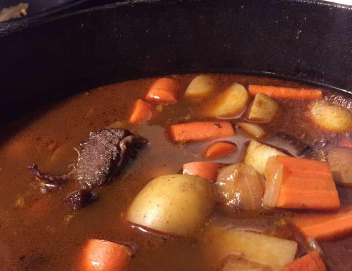 This Hearty Winter Beef Stew Will Warm Your Soul