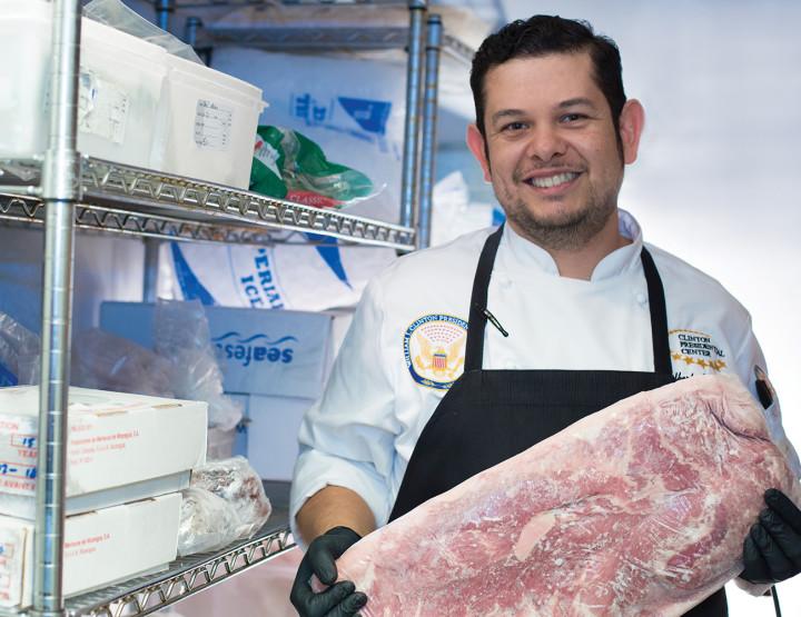 Look Who's Cookin': Gilbert M. Alaquinez Jr.