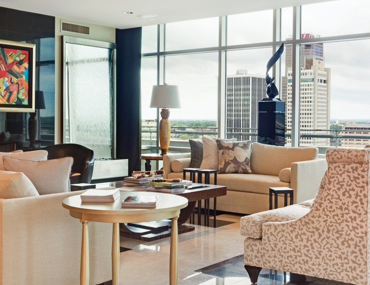 Home: Luxury High-Rise Reboot