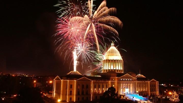 Arkansas Trail of Holiday Lights Celebrates 20 Years
