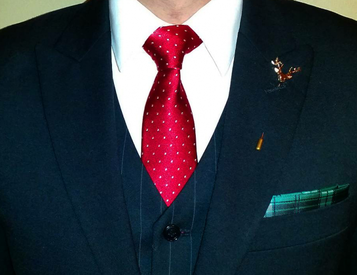Get Dressed Ye Merry Gentlemen: 3 Ways to Embrace the Holiday Season