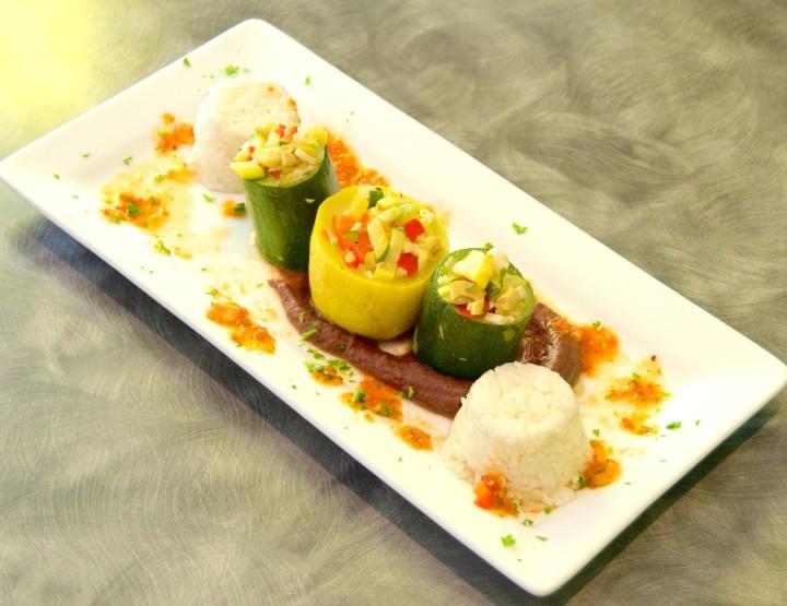 Make Café Bossa Nova's Vegetais Assada at Home!