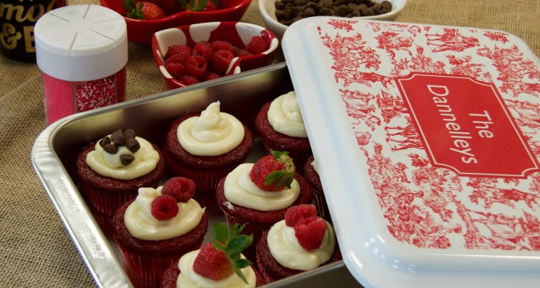 How to Make Party-Worthy Red Velvet Cupcakes