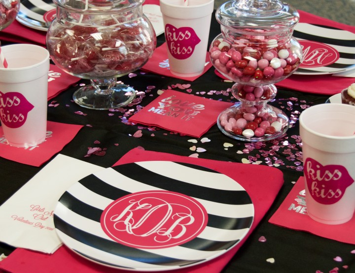 Here's How to Host the Perfect Valentine's Day Party