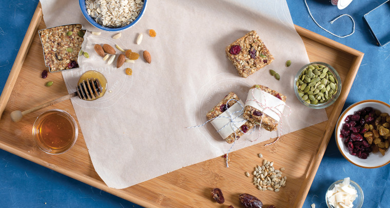 Create: Easy-to-Make and Tasty Energy Bars