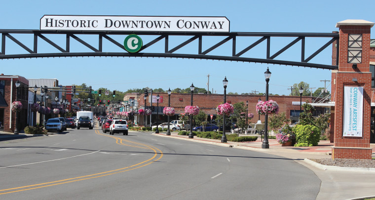 Excursion: Conway, a City on the Move