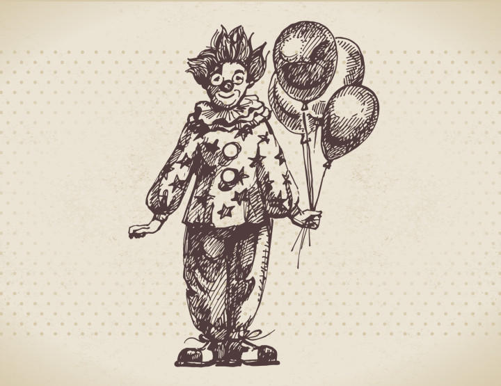 Historical Gems: Bartleby Clown College