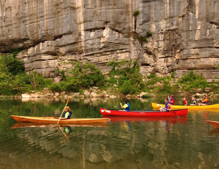 Buffalo National River celebrates National Park Service Centennial