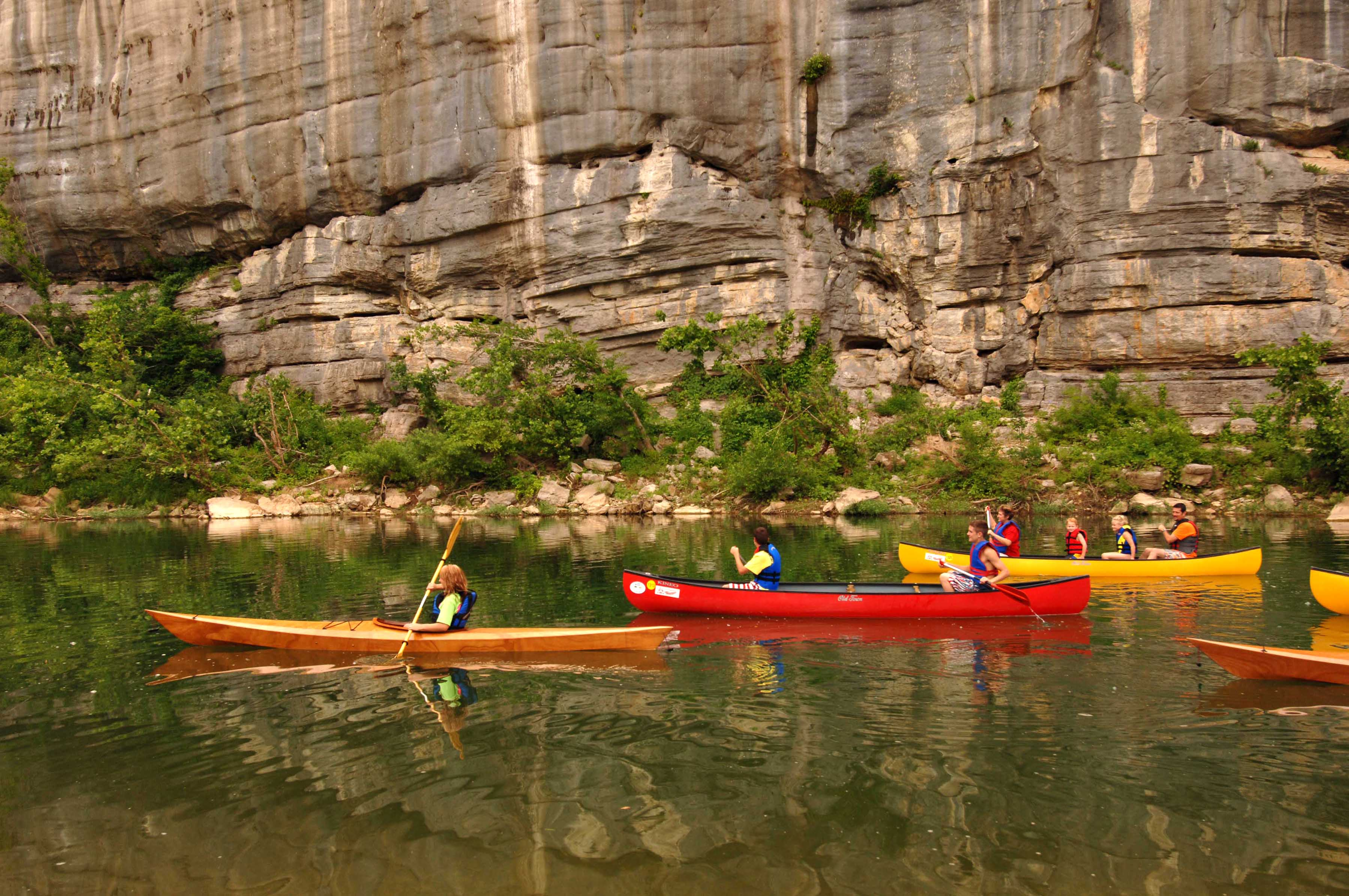Buffalo National River celebrates National Park Service Centennial ...
