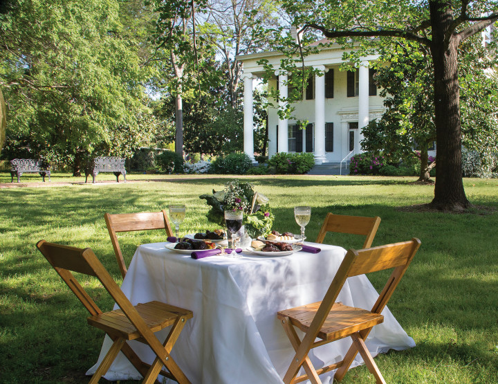 Good Will: A Southern Supper at Sunset