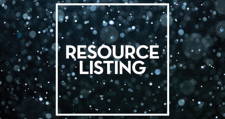 Resource Listing