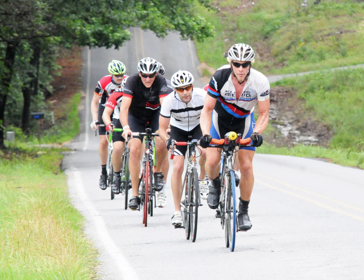 World record cyclist shares his favorite Arkansas rides