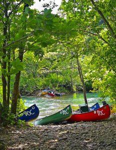 Buffalo Canoes