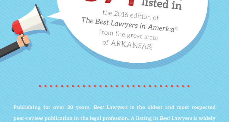 Feature: Arkansas' Best Lawyers