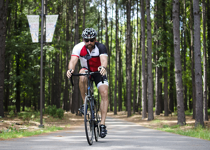 Chef Gives Back through Fitness, Cycles for No Kid Hungry